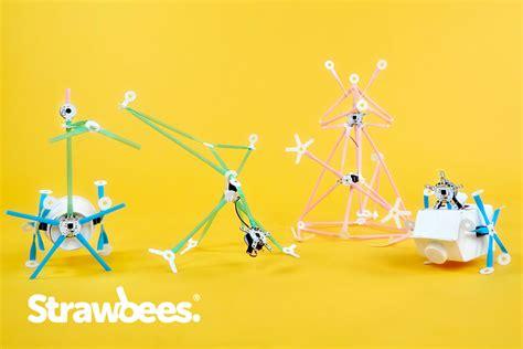 strawbees dream big build bigger coding robotics