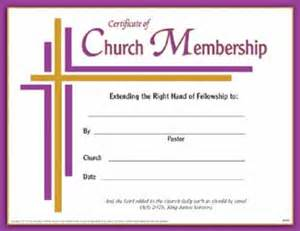 free membership certificate template best photos of church membership certificate template