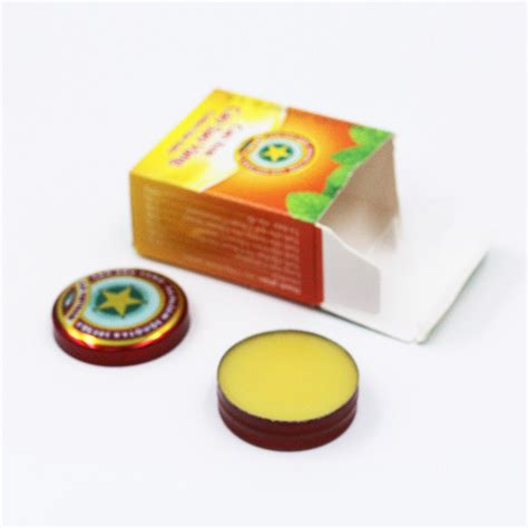 Herbal Carefor Stroke ᗛnew gold tower ᗐ tiger tiger balm ointment 4g for