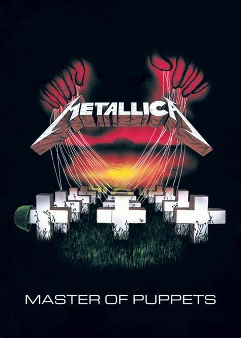 Kaos Band Metallica Tshirt Musik Rock Metal 24 metallica artwork metallica posters metallica master of puppets poster pp0342 panic