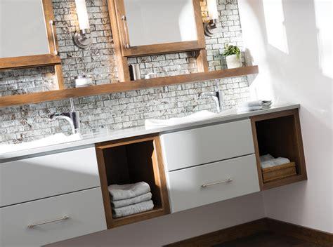 The future of floating bathroom vanities contemporary bathroom atlanta by dura supreme