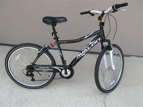 mens comfort bike 26 quot men s comfort hybrid cruiser bike 7 speed full