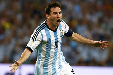 Messi Argentina Messi Returns To Argentina National Team The Sports Journal
