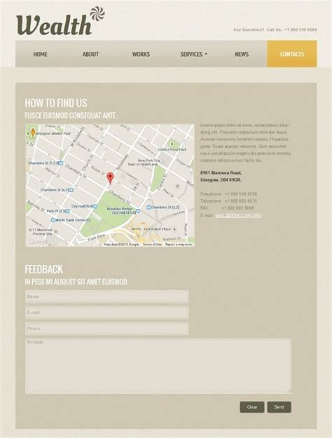 Templates For Consulting Websites Full Version Free Software Download Oxfilecloud Software Consulting Company Website Template