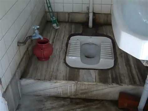 Toilet In The Floor by Traditional Toilet In The Floor In New Delhi India