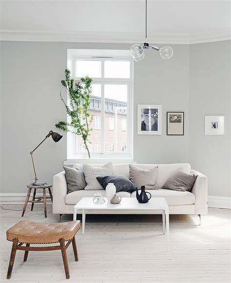 light grey home with a mix of and new via cocolapinedesign living room