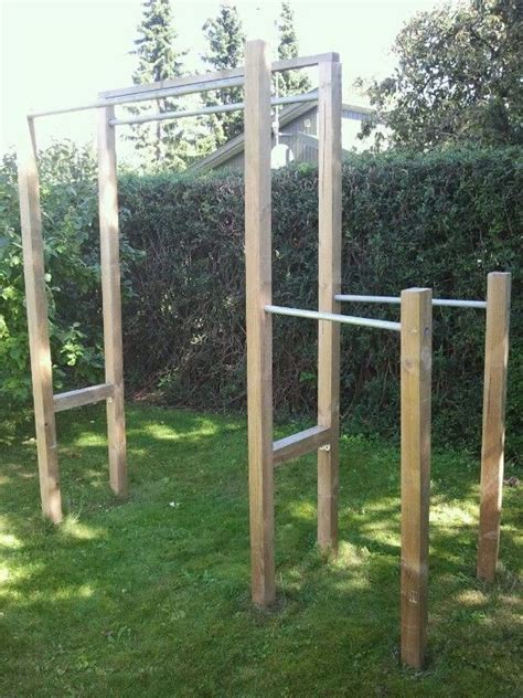 pull up bar in backyard 25 best ideas about backyard gym on pinterest outdoor