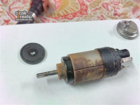 Alat Tes Injeksi Motor akibat motor injeksi yang jarang dipakai cicakkreatip