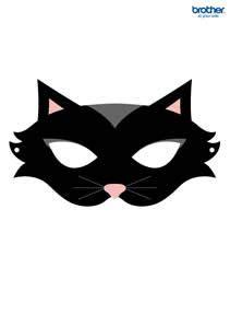 printable halloween cat masks masks on pinterest 179 pins