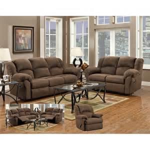 montanas furniture montana reclining sofa loveseat by simmons