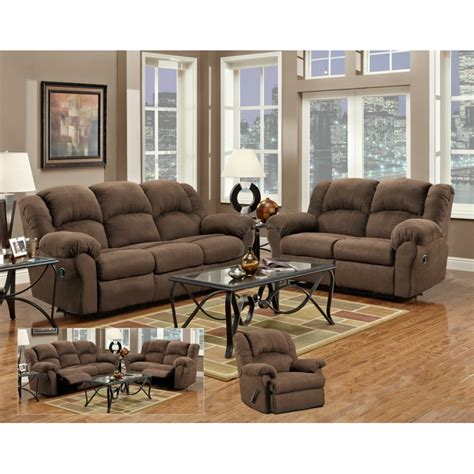 montana reclining sofa loveseat by simmons