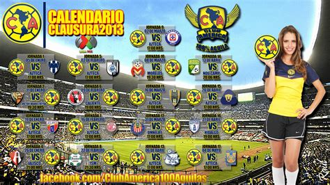 Calendario Liga Mx Club America 2016 Calendario Juego Xolos 2016 Calendar Template 2016