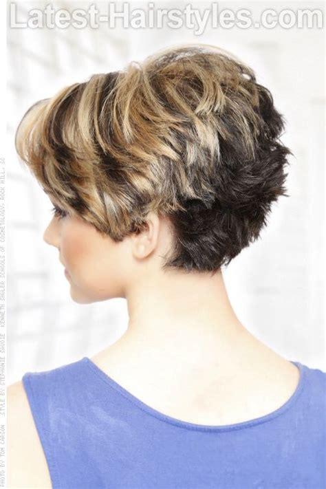 choppy wedge hairstyles 40 best hair styles images on pinterest girl hairstyles