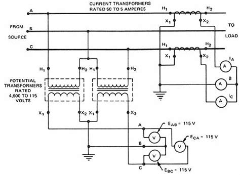 three phase wiring diagrams for transformers single phase