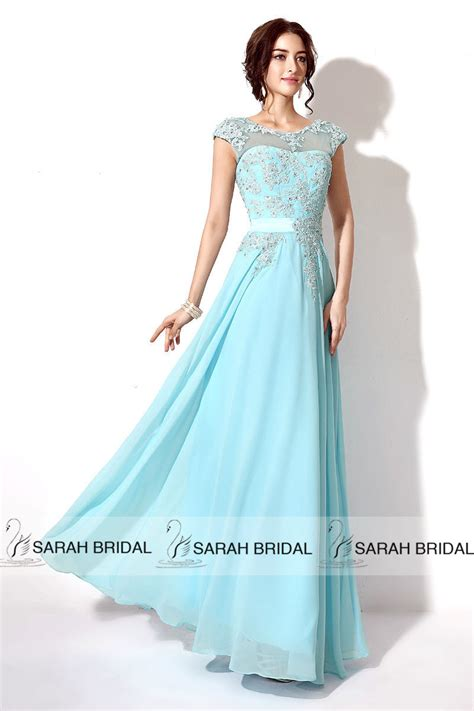cap sleeve lace chiffon bridesmaid dresses formal evening prom gowns ebay