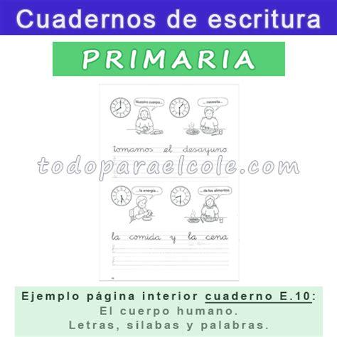 cuaderno de escritura 3 8426371418 cuadernos caligraf 237 a comprar cuadernos caligraf 237 a rubio