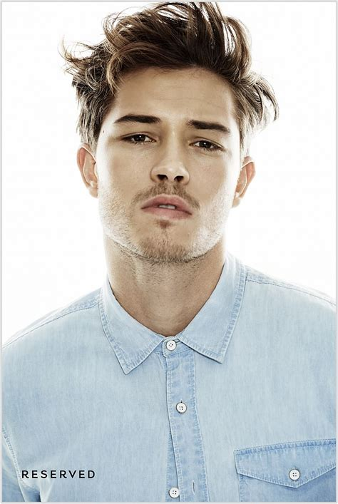 Francisco Lachowski for Reserved Spring/Summer 2015