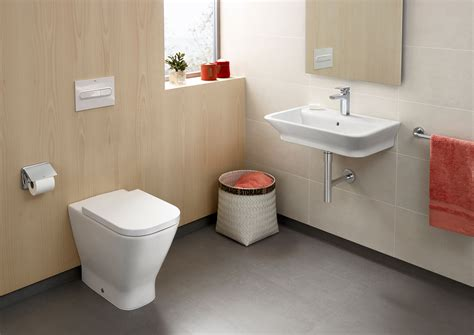 Combined Toilet Bidet System Roca Wc Additions Maximise On Style Comfort And Hygiene