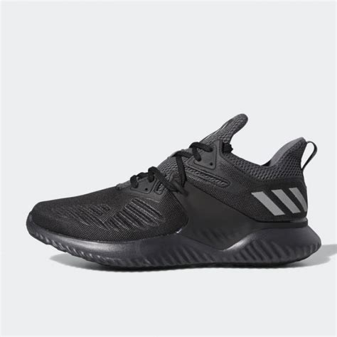 Harga Adidas Alphabounce Original jual sepatu lari adidas alphabounce beyond black