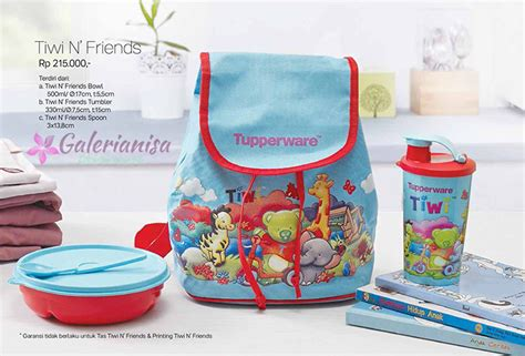 Tupperware Tiwi N Friends tiwi n friends tupperware katalog promo tupperware