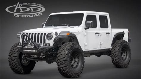 Jeep Truck 2020 Lifted by 2020 Jeep Gladiator Price Images Specs Leaked