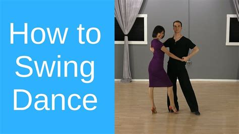 Swing Lessons by How To Swing For Beginners East Coast Swing