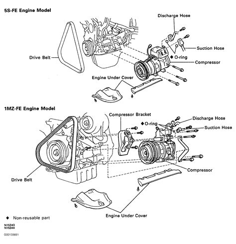 1994 toyota corolla parts diagrams free wiring