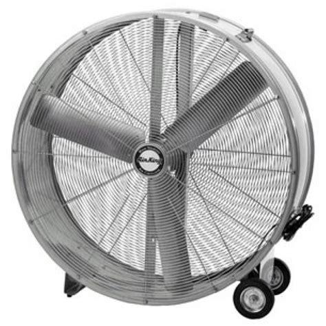 42 inch drum fan belt drive drum fan