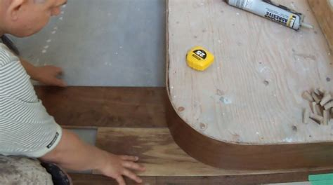 Installing Hardwood Floors On Concrete Laminate Floor On Concrete Stairs