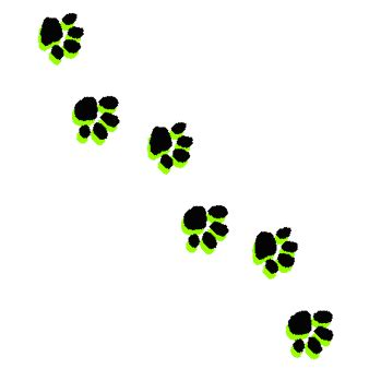 Large Paw Print Clip by Paw Print Clip Large Pawjpg Pictures Clipart