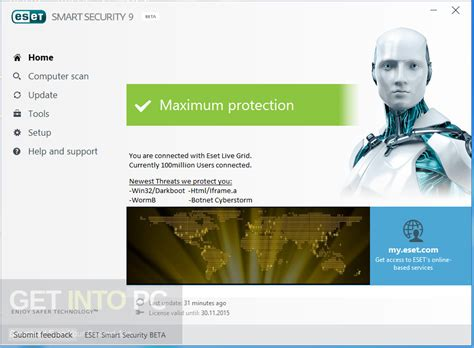 eset nod32 antivirus free download full version 64 bit eset smart security 10 free download
