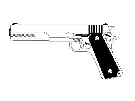revolver gun tattoo designs photos pictures and
