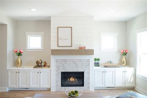shiplap next to fireplace 14 tips for incorporating shiplap into your home