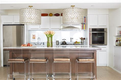 lucite counter height stools lucite counter stools design ideas