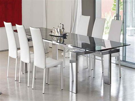 glass dining table decorating ideas glass dining tables image decorating ideas for glass