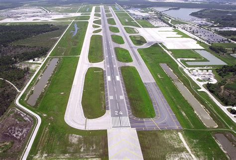 Rsw Airport Transportation Mba by Rsw Runway 6 24