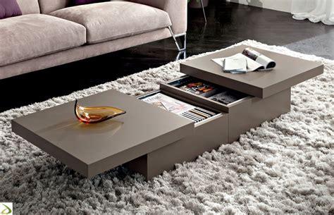 arredamento tavolini da salotto tavolino quadrato basso aisa arredo design