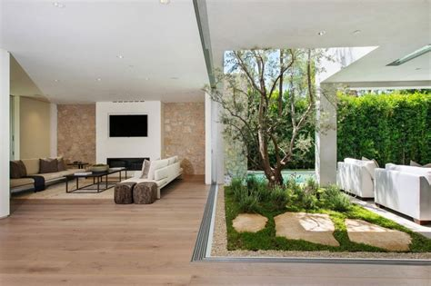 house with multilevel decks surrounded by gardens modern house designs