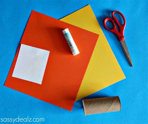 Arts And Craft With Paper - lorax toilet paper roll craft for dr suess