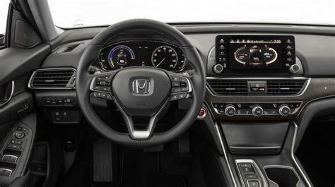 2020 Honda Accord Interior by 2020 Honda Accord Interior Release Configurations Price