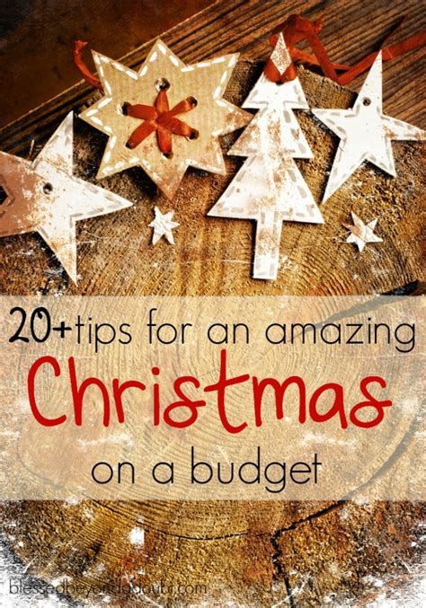 best 25 christmas on a budget ideas on pinterest