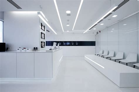 design laboratory for the future i always think of a stark white look this