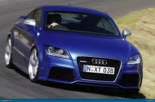 How Much Is An Audi Tt Rs Ausmotive 187 Audi Tt Rs Australian Specifications