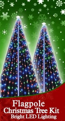 flagpole tree lights flagpole tree lights lights card and