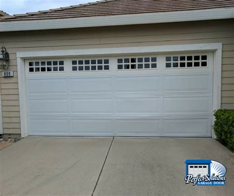 Replacing A Garage Door Garage Door Replacement After Solutions Garage Door