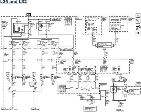 2006 chevy impala wiring diagram 2006 impala headlight wiring harness 36 wiring diagram