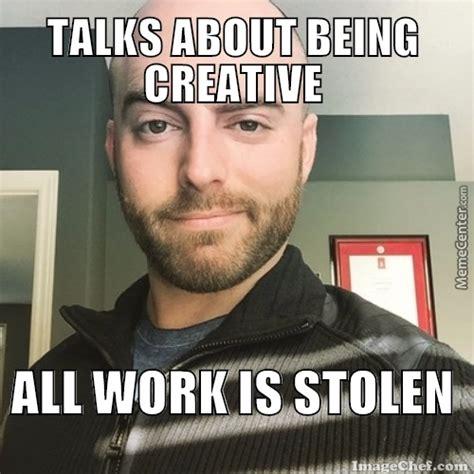 Plagiarism Meme - matthew santoro plagiarism by theamazingarsonist meme center
