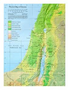 palestine map maps of palestine detailed map of palestine in