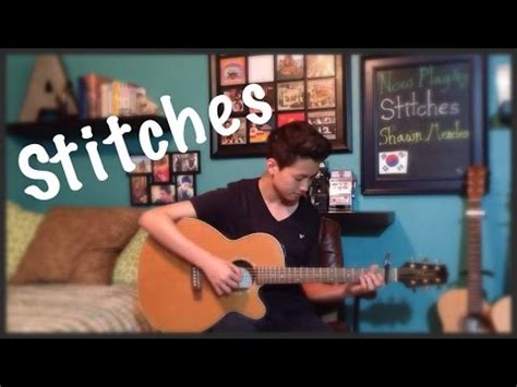 tutorial guitar stitches stitches shawn mendes guitar tutorial easy and advanced