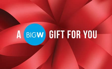 Where To Buy Big 5 Gift Card - big w gift cards digital gift cards prezzee